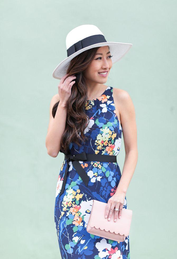 floral print spring summer maxi dress for petite women