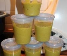 Rezept Brokkoli-Möhren-Brei mit Hähnchen von Tina828 - Rezept der Kategorie Baby-Beikost/Breie