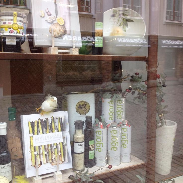 Hej! Travelling north to Göteborg, ‪#‎Sweden‬! Find our products at Olivolja Etc, a superb boutique store with lots of delicacies!