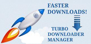 """Turbo Download Manager v4.16 (Mod Ad-Free)  Viernes 9 de Octubre 2015.By : Yomar Gonzalez ( Androidfast )   TurboDownload Managerv4.16 (Mod Ad-Free) Requisitos: 2.3  Información general: Aumentar la velocidad de las descargas por hasta 5 veces más veces según lo informado! La aplicación Primero Descargar Acelerar en el Android Market! Pulsación larga en un enlace desde su navegador => elija """"Compartir Link"""" => """"Turbo Download Manager"""" y comenzar su descarga en velocidad turbo! De los…"""