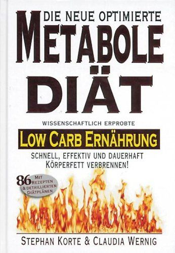 Die Metabole Diät: Effektiv und schnell Körperfett verbrennen