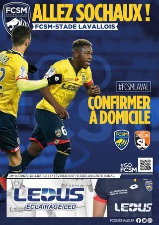 """""""Allez Sochaux !"""" - FCSM-Stade Lavallois"""