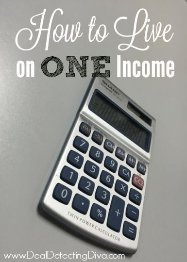 Better Budget: How to Live On ONE Income, Tips and Budget Ideas