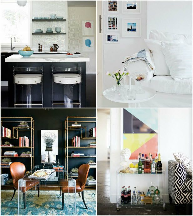 Past Meets Present: For the Love of Lucite (http://blog.hgtv.com/design/2014/03/06/past-meets-present-for-the-love-of-lucite/?soc=pinterest)Interiors Inspiration, Hgtv Design, House Design, Interiors Design, Decor Inspiration, Left, Blog Designs, Interiors Decor, Design Blog