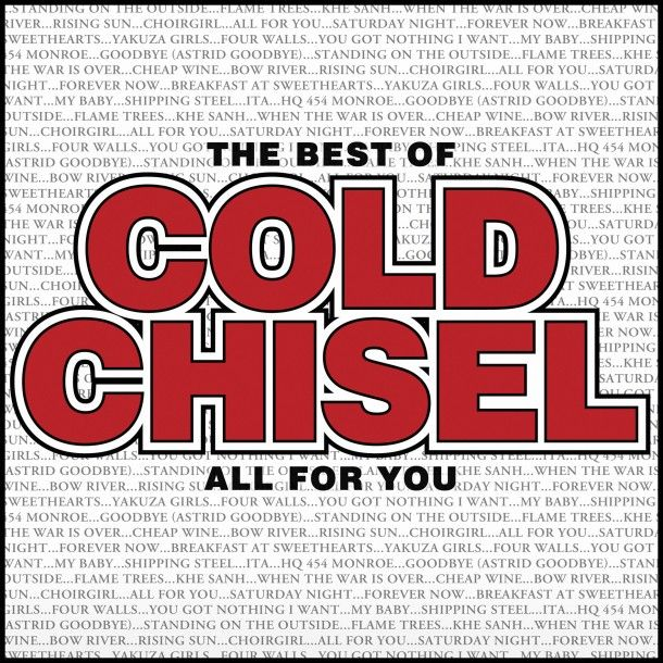 Cold Chisel- one of the greatest Aussie rock bands