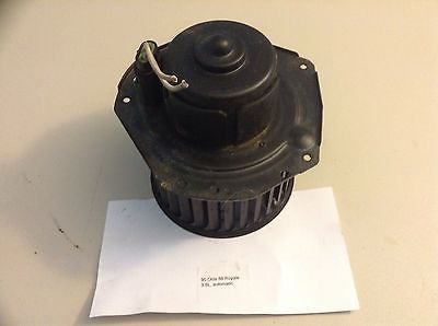 nice AC Heater Blower Motor w Fan Cage for Pontiac Buick Cadillac Olds - For Sale
