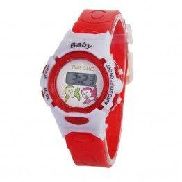 SunWard Colorful Silicone Wrist Watch