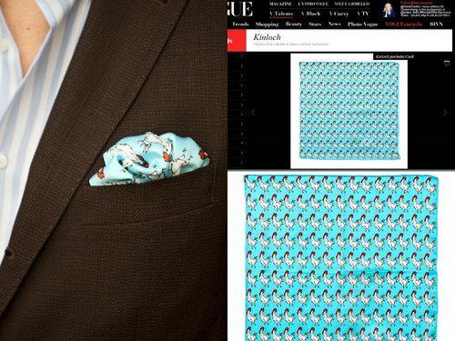 #kinloch #pocketsquare #handkerchief #elegance #dandy #finaest #pochette #pitti #pittiuomo #eleganza #linenjacket
