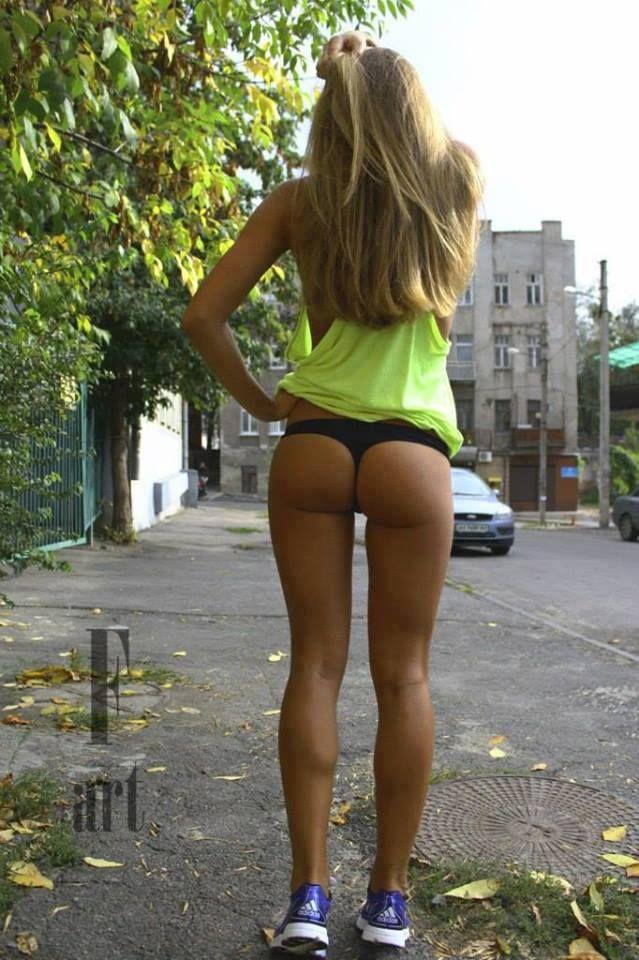 Perfect teen ass