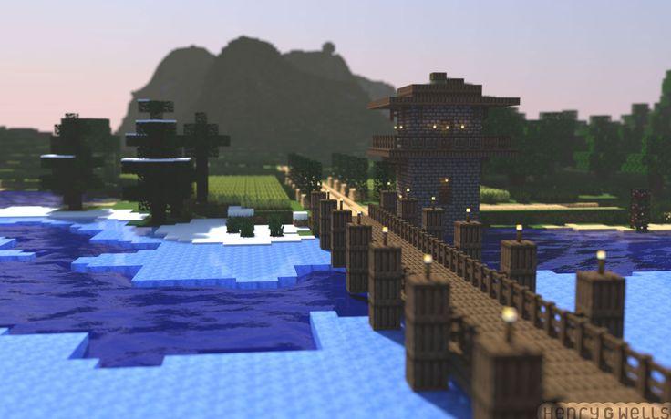Minecraft on Pinterest | Minecraft Houses, Minecraft Furniture and ...