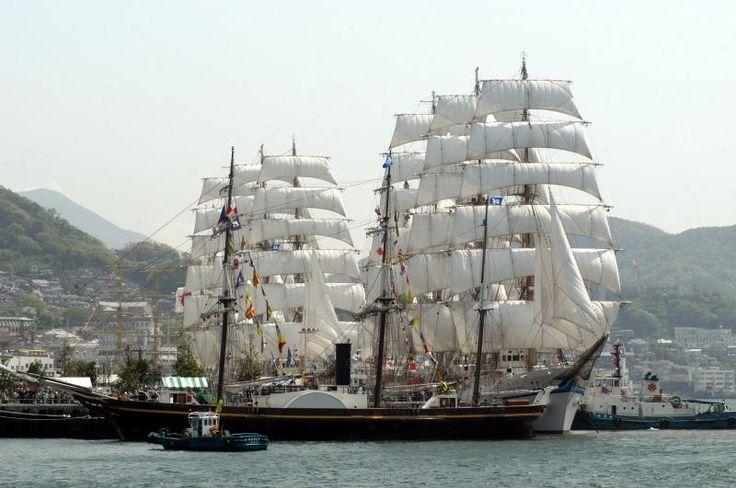 Tall Ships Festival, Nagasaki City 1 Nagasaki City Festivals and events