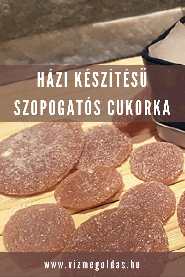 Egészséges receptek - Házi készítésű szopogatós cukorka