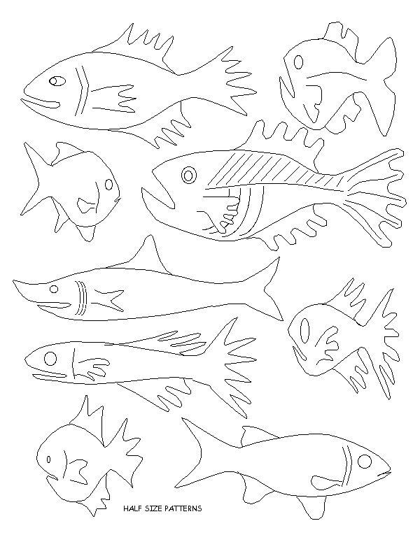 fish body examples