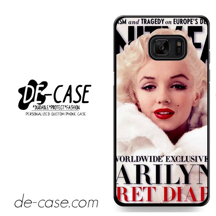 Merlyn In Magazine DEAL-7036 Samsung Phonecase Cover For Samsung Galaxy Note 7
