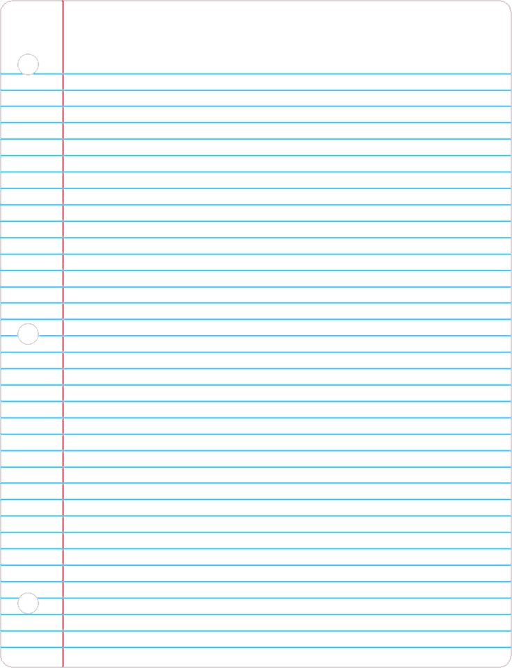 290 best images about just lines writing paper – Lined Paper Print out