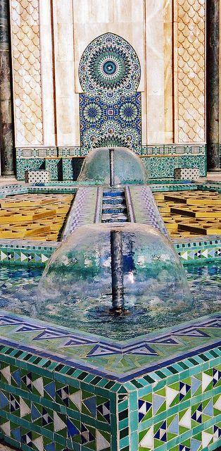 Casablanca, Morocco by Sue Powell, via Flickr