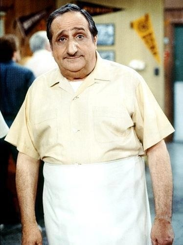 Al Molinaro (June 24,1919 -Oct. 30,2015) played Al Delvecchio the drive-in owner & cook at Arnold's Diner, known for his catchphrase 'Yep-Yep-Yep-Yep's' on the popular tv sitcom Happy Days.