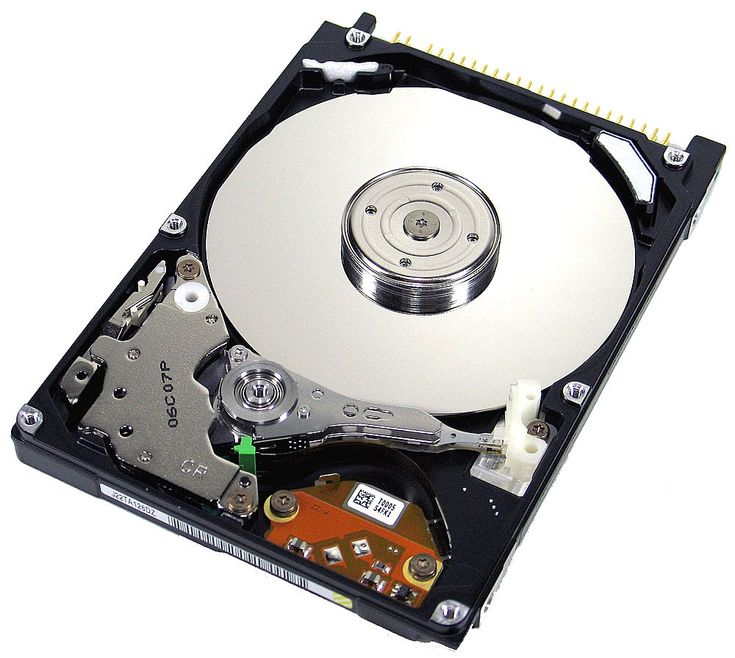 A Hard Disk Is Storage Device That Contains One Or More Inflexible Circular Platters
