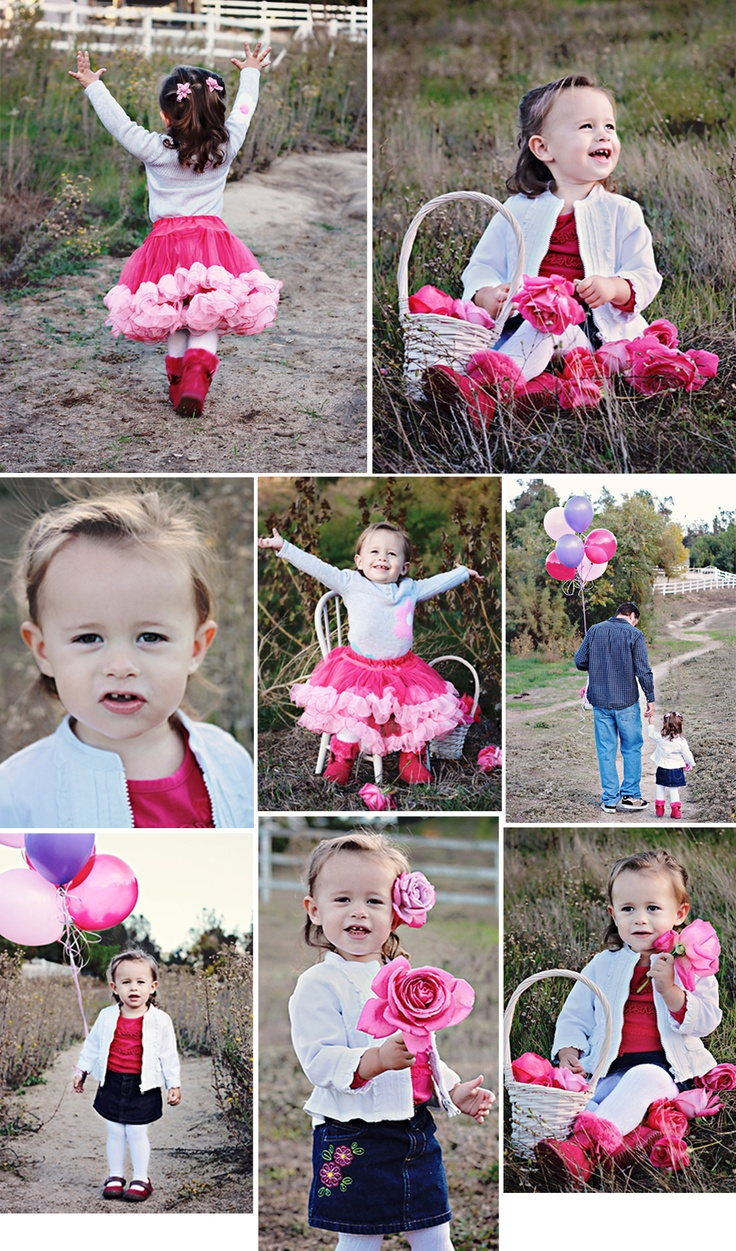 tutus and roses