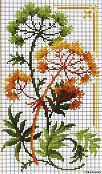 Autumn Cross Stitch