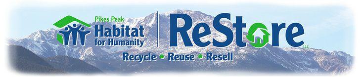 Pikes Peak Habitat for Humanity ReStore
