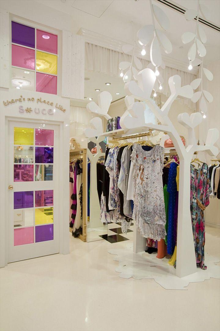 s*uce Dubai Mall fashion store, Dubai