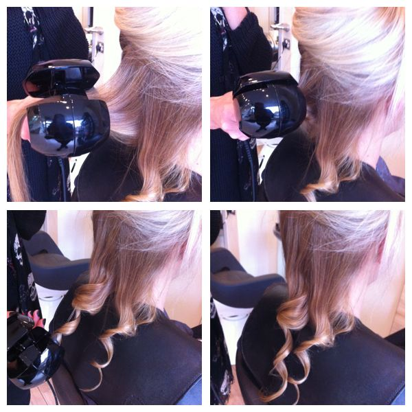 We're a tiny bit obsessed with our new toy, the Babyliss Pro Curler. Just look at the results! #curls #waves