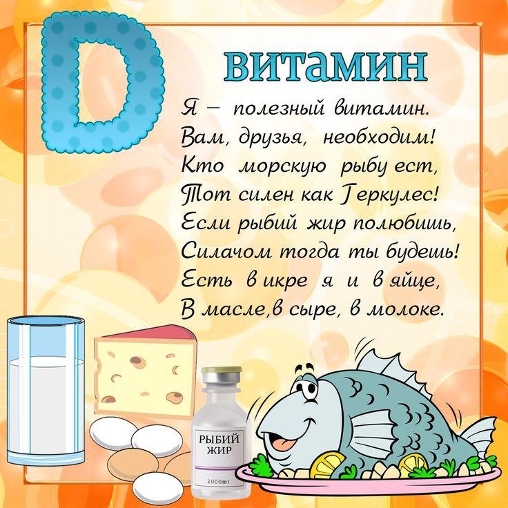 Витамин с для детей картинка