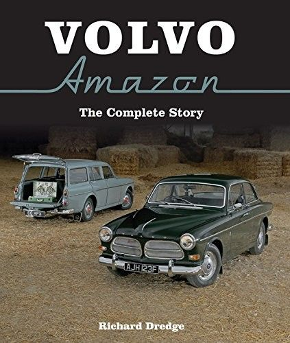 Volvo Amazon: The Complete Story | Motoring Books | Chaters