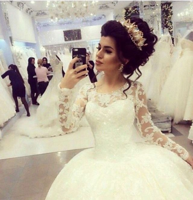 Wedding Dress M_1779