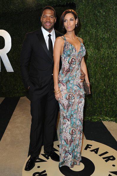 Michael Strahan Divorce | Michael Strahan, Nicole Murphy