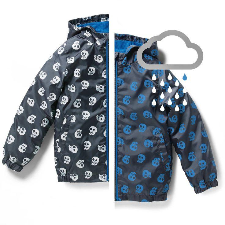 Giubbotto magico 15€ #kiabi #giubbotto #pioggia #magico #bambino