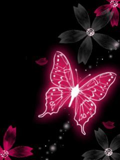 Animated Butterfly Wallpaper