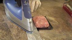 Ecco come usare il ferro in modo alternativo. Davvero geniale!
