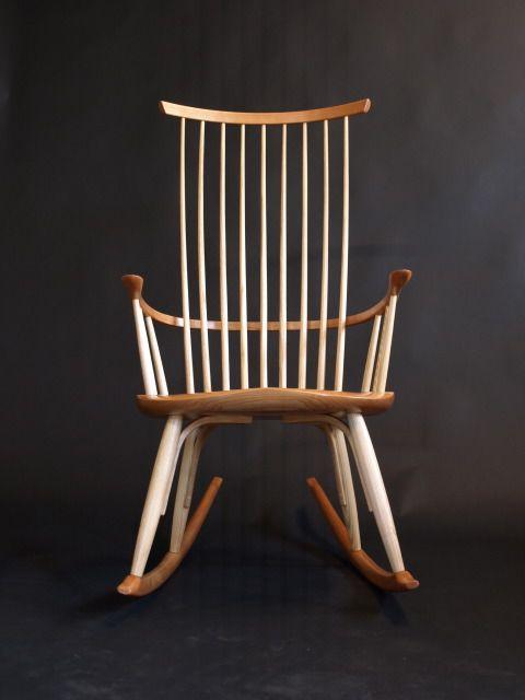 windsor chairs rocking chairs shaker furniture handmade in vermont