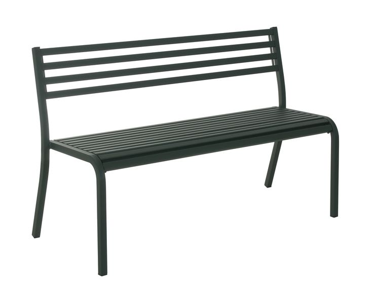 segno panca bench various colours stackable 262 - Garden Furniture Colours