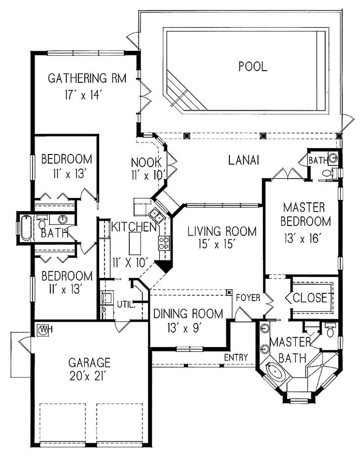 Sliding Glass Door Plan 99 best floor plans images on pinterest | home, architecture and