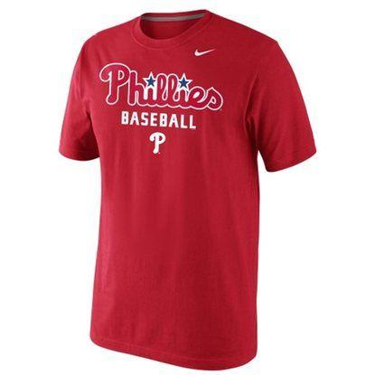 Philadelphia Phillies Nike Team Colored Practice T-Shirt