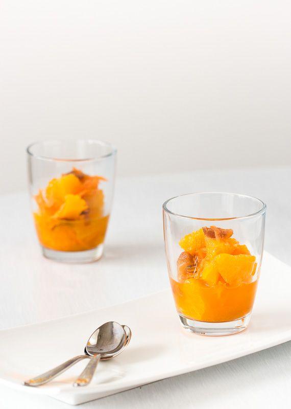 Апельсиново-морковный салат (арабская кухня)