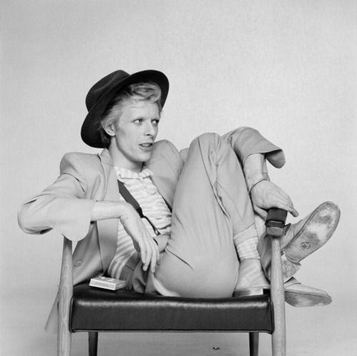 Icone de mode #13 : David Bowie                                                                                                                                                                                 Plus