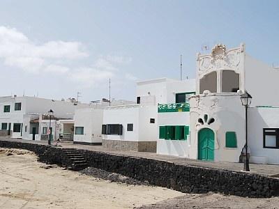 beach houses Lanzarote