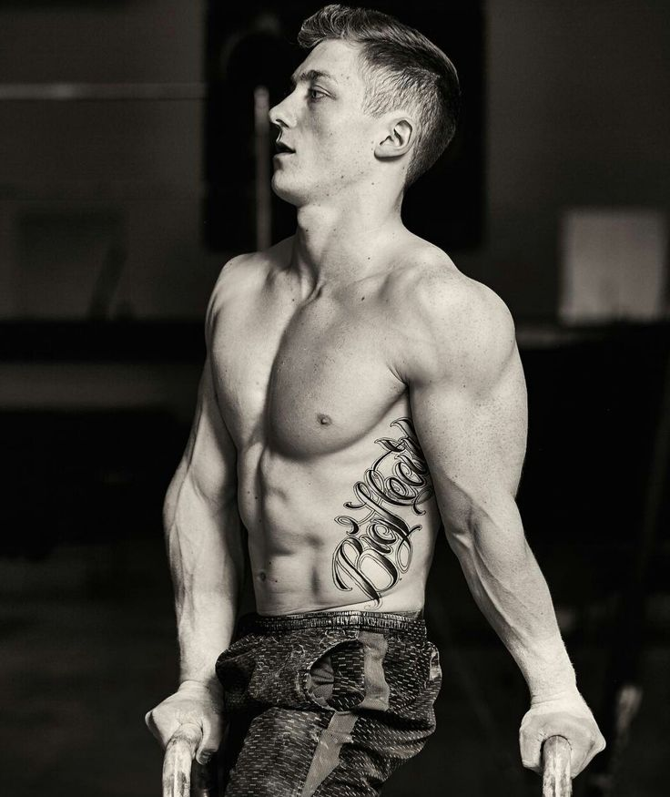Nile Wilson, not just a beautiful body, a lovely soul as well