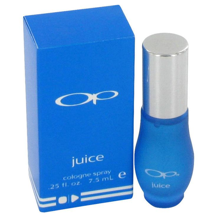 OP Juice by Ocean Pacific Mini Cologne Spray .24 oz #OceanPacific