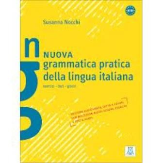 Nuova grammatica pratica della lingua italiana : esercizi, test, giochi / Susanna Nocchi - Firenze : Alma, 2011