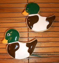 Sweet, Short, & Sassy: Mallard Duck Cookies