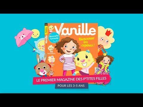 Les P'tites filles à la vanille | Fleurus Presse