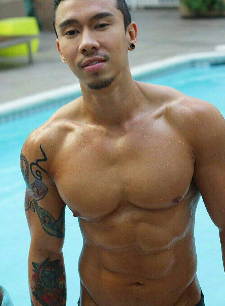 Pin by Jason Wiley on Men 2 | Shirtless, Asian men, Asian boys
