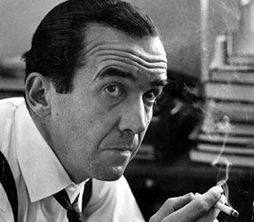 """Editor-in-Chief. Edward R. Murrow - fearless leader and trend setter of top-spot journalism; leading ass-kicker of sloppy side-show reporting. """"Good night, and good luck."""""""