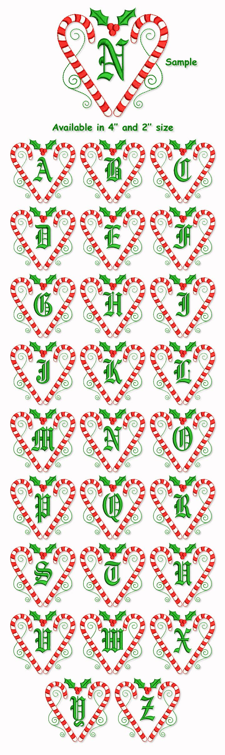 Candy Stick Heart Mono Font