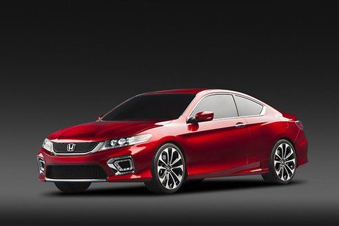 2013 #Honda Accord - There will be a plug-in #hybrid available.